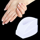 White French Dip Nail Container Nails Tips Guides Nail Art Tool Gray ManicureNew