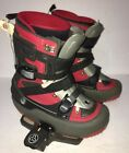 AUTHENTIC GERMANY QUALITY Men's Ski Boots SIZE 8 1/2-9 US-RARE VINTAGE-SHIP N 24