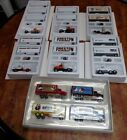 WINROSS DIECAST TRACTOR TRAILERS VARIOUS TRUCKS IN THIS LISTING DOUBLE TRAILERS