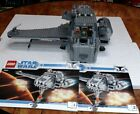 LEGO 7680 THE TWILIGHT WITH 4 MINI FIGS NOT SURE IF COMPLETE WITH INSTRUCTIONS