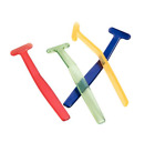 Vista Tongue Cleaners Assorted Colors Package of 72 309001