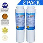 2- Pack Refrigerator Water Filter to Replace Maytag WHIRLPOOL EveryDrop Filter 4