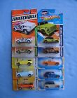 2007 2010 MATCHBOX Hot Wheels 75 Volkswagen Type 181 Thing x 10 Colours Paints
