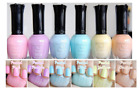 Kleancolor Nail Lacquers 6 Color NEW Pastel Spring Collection