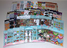 Huge Sticker Lot Jolees Recollections Sticko Bo Bunny 50 Packs Sheets