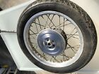 Bmw Airhead 18 Inch Spokes Rear Wheel Rim  R75 R80 R90 R100 /7 Etc...