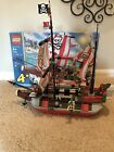 Lego Captain Redbeard's Pirate Ship 7075 Parrot Monkey Includes Box