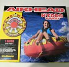 Airhead 1 Rider Hydro Boost Round Inflatable Towable