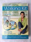 Weight Watchers Walking Kit DVD CD Guide walk at home exercise fitness workout
