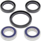 KTM LC4-E 400 2001 Front Wheel Bearings And Seals