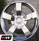 22 inch Chevy Silverado SS OE Factory Replica Wheels Chrome Rims for Silverado