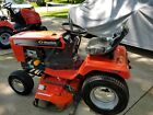 Simplicity Sovereign garden tractor with 48 inch deck