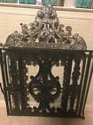 1860 Victorian CAST IRON GARDEN GATE ANTIQUE Gettysburg Architectural Salvage
