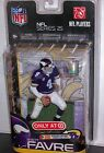 McFarlane Exclusive Brett FAVRE RETRO vikings figure NFL new