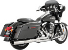 Harley Touring 45 Vance  Hines Hi Output Dual 2 into1Exhaust System Stainless