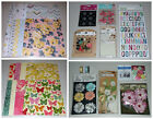 Huge Scrapbook Kit Lot in Spring Colors Crate Paper Maggie Holmes Prima DCWV