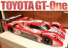 Complete RC Car, Toyota GT-One TS010, 1/10 Scale, Tamiya Item 58229