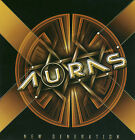 Auras - New Generation CD (2010) Enhanced CD w/ Music Video !