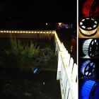 100 FT LED Rope Lights Home Party Christmas Decorative In Outdoor XMAS Festival