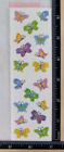 Mrs Grossmans BUTTERFLIES PETITE REFLECTIONS Stickers NEW