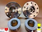 Premium Front Wheel Hub  Bearing Assembly Kit for Saturn L200 2001 2003 Qty 2