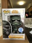 FUNKO POP MUDTROOPER 248 SHOP EXCLUSIVE LIMITED EDITION STAR WARS IN HAND