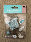 Jolees Boutique Dimensional Scrapbooking Embellishment Stickers BABY BOY OUTFIT
