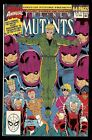 NEW MUTANTS ANNUAL #6 (1983) 1st APPEARANCE of SHATERSTAR! X-FORCE! MOVIE! VF+