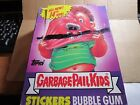 Garbage Pail Kids 14th Series Box 48 MINT Unopened Wax Packs GPK 1988 HTF