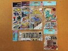 New York scrapbook sticker collection 6 packages mostly by Jolees Boutique