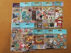Travel the USA scrapbook sticker collection 10 packs most by Jolees Boutique