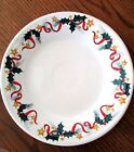 2007 Fiestaware Holly & Stars, Christmas, Dillard's Exclusive 9
