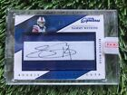 2016 Panini Prime Signatures Football Cards - Short Print Info Added 17