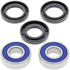 BMW F650 GS/GS Dakar 2000-2007 Front Wheel Bearings And Seals