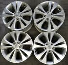 17 KIA SOUL FACTORY OEM ALLOY WHEELS RIMS 17x6 1 2 2014 2016