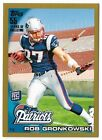 Rob Gronkowski Rookie Card Guide and Checklist 33