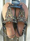 New Super Stylish Designer Size 10 Sandals Perfect For Summer
