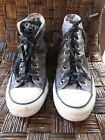 Mens Womens Converse Chuck Taylor Size 7 Men 9 Women The Joker Sneakers