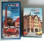 Z Scale Kibri Building lot 2 6605  6800 New in Boxes Germany