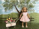 American Girl fitting Summer Dress 18 inch doll clothes