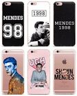NEW Fashion soft Case Shawn Mendes Magcon case cover for Iphone 5 6 7 8 X Apple