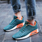 Mens Casual Sports Shoes Outdoor Sneakers Running Trainers Breathable Comfy New
