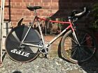 Ribble TT Bike With Dura Ace And Campagnolo Parts