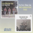 New Frontier/Time to Think by The Kingston Trio (CD, Dec-1999, Collectors' Choic