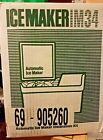 NEW OEM FRIGIDAIRE IM34 ICE MAKER KIT NOS may fit other brands
