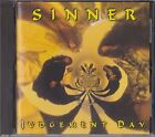 Sinner Judgement Day Japan 1st CD 1996 XRCN-1286