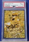 Babe Ruth - 2017 Topps Fire Monikers Gold Minted PSA 9