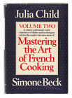 MASTERING the ART of FRENCH COOKING V II 1970 JULIA CHILD SIGNED 1ST EDITION