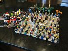 Huge lot Over 100 Lego Minifigures Legos accessories Parts and more Mixed