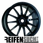 "1x Team Dynamics Pro Race 1.2 racing-black 7.5x17"" ET37 LK5 100 ML 73.1 Alufe..."